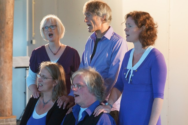 Full House zingt 'My heart with you'